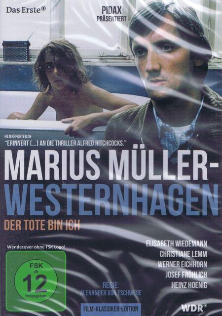 DVD NEU/OVP - Der Tote bin ich - Marius Müller-Westernhagen & Heinz Hoenig