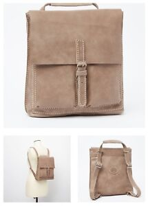 ROOTS BACKPACK/PURSE
