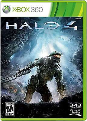 New: Halo 4 - Xbox 360 (Standard Game): microsoft_xbox_360, Xbox 360 Video Game for sale  Shipping to India