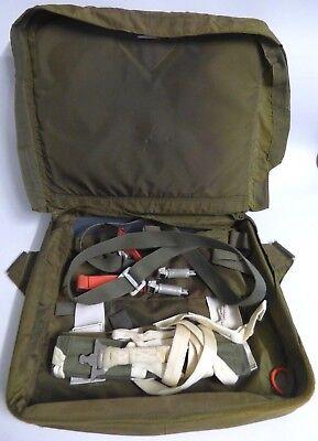 MARTIN BAKER Sitzkissen Tasche Überlebenspaket F-104 Phantom SCHLEUDERSITZ