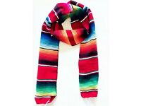 5 de Mayo Mexican Belts Sash Red color Textured Wrap Around Frida All colors NWT
