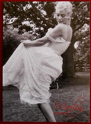 MARILYN MONROE - Shaw Family Archive - Breygent 2007 - Individual Card #37