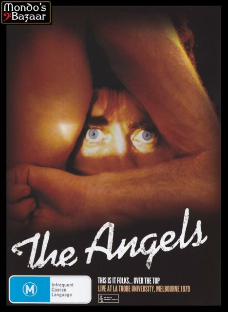 ANGELS ( DVD + CD ) THIS IS IT FOLKS OVER THE TOP ~ DOC NEESON~ANGEL CITY *NEW*