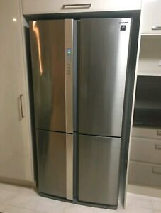 Sharp Refridgerator French Double Door