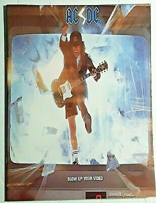 AC/DC - 'Blow Up Your Video