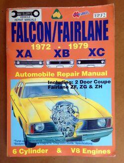 Ford Falcon/Fairlane XA-XB–XC Auto Repair Manual