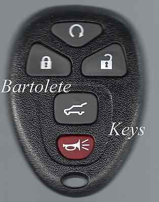 Replacement Remote Shell Fob For 2008 2009 Saturn Sky