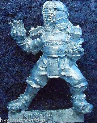 1988 Human Bloodbowl 2nd Edition Star Player Hoshi Komi Citadel Ninja Assassin