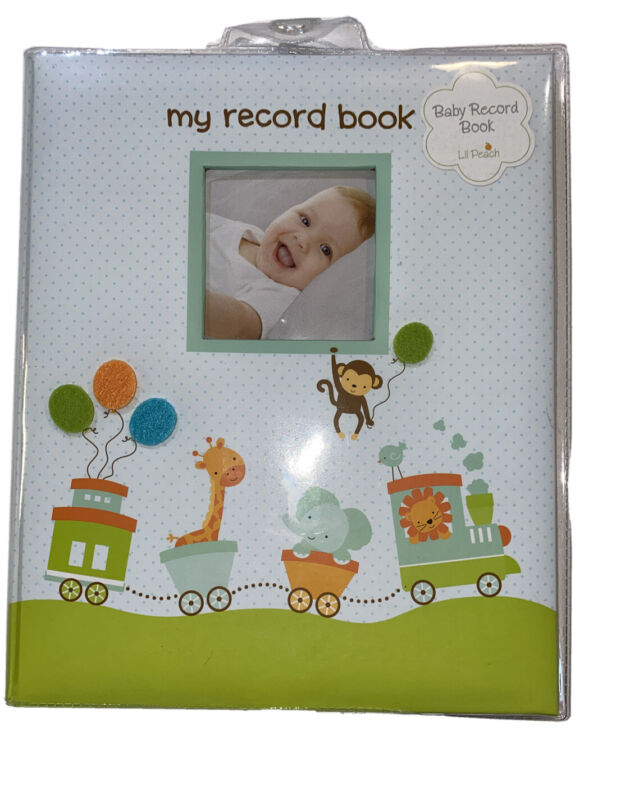 My Record Book Unisex Baby Book