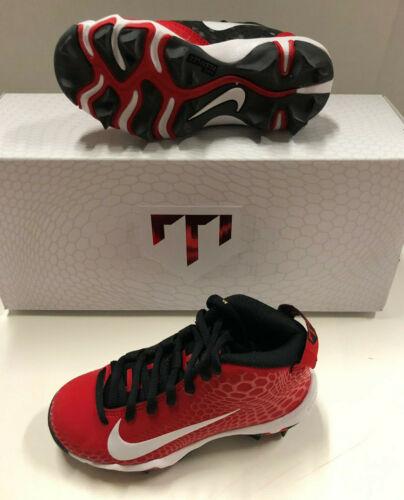Nib Kids Nike Red Force Trout 5 Pro Keystone BG Baseball Cleats Turf Shoes 10 C