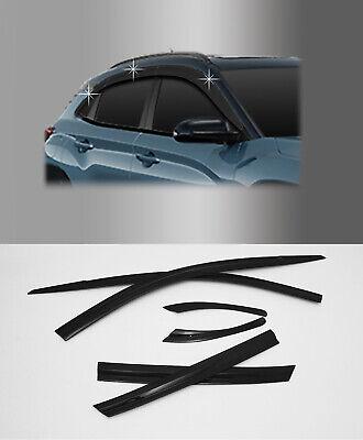 Window Accent Molding Chrome Garnish 6P Silver K-833 for Hyundai Elantra 2017~18