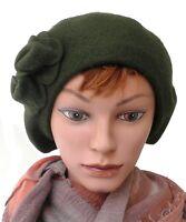 Boina Vasca Gorro De Mujer Wollbaske Con Aplicaciones Selección Color Francés -  - ebay.es