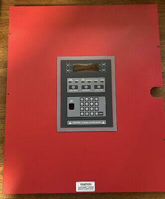 Faraday Mpc-6000 Fire Alarm Display Key Board.