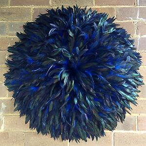 Navy blue juju hat wall hangings Cremorne Point North Sydney Area Preview
