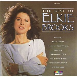 ELKIE BROOKS ( NEW SEALED CD ) THE VERY BEST OF / 18 GREATEST HITS COLLECTION