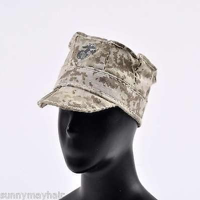 16 Dragon Toys Soldier US Desert Camouflage Cap Hat Clothes F 12quot Action Figure