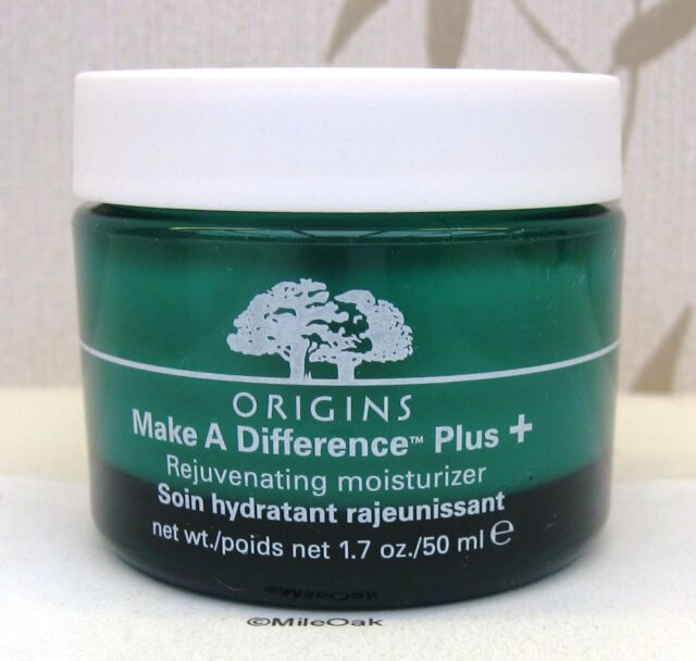 Origins Make A Difference Plus+ Rejuvenating Moisturizer - 50ml - New unboxed