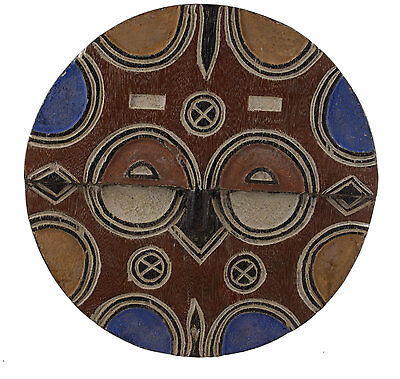 Mask African Teke Kidumu Congo Art Tribale First Primitive Africa 6417