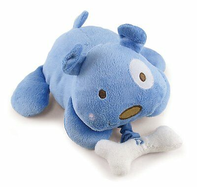 Kids Preferred Musical Pull Down Toy Blue Puppy Plush Crib Pull Toy New