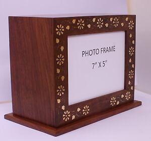 Hardwood Ashes Cremation Urn Wooden Casket Funeral Memorial Remembrance Wood urn