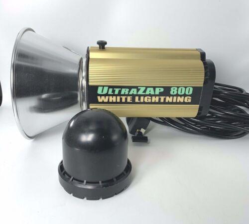 Ultra Zap 800 White Lightning  Paul C. Buff Monolight Studio Flash Unit