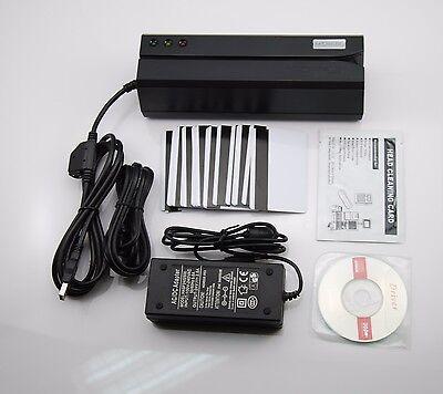 Msr606 Swipe Magnetic Stripe Bank Credit Card Reader Writer Encoder Msr206 605