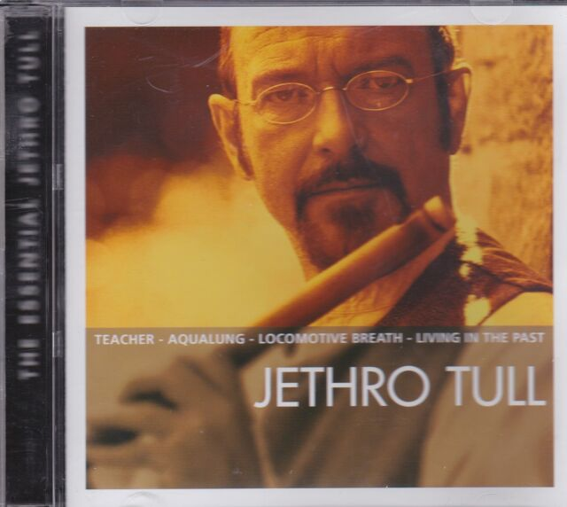 THE ESSENTIAL JETHRO TULL - CD - NEW -