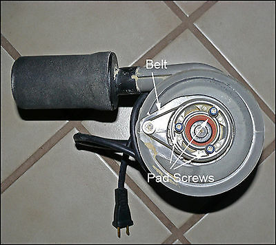 2 Drive BELTS for  Random Orbital Sander, Porter Cable 903373 , PC sander belt
