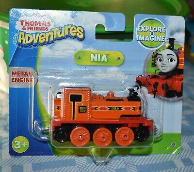 THOMAS & FRIENDS ADVENTURES NIA METAL ENGINE NEW