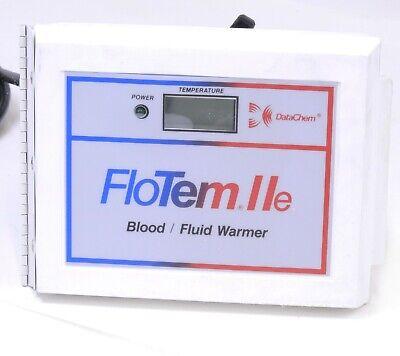 Datachem Flotem Iie Bloodfluid Warmer 115230v 5060h W 50 Sets 160 Iv Hose