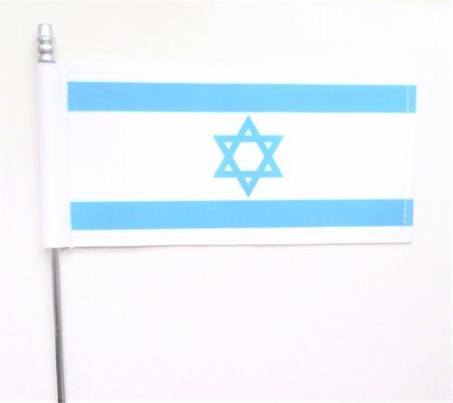 Israel Ultimate Table Flag