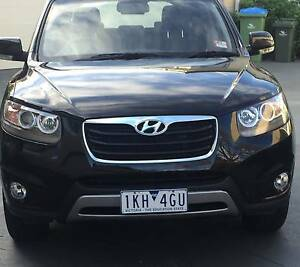 2011 Hyundai Santa Fe Wagon Dromana Mornington Peninsula Preview