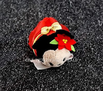 New Disney Store 2016 Christmas Tsum Tsum Advent Calendar Minnie Mini Plush