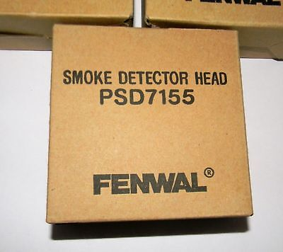 New Fenwal Fire Alarm Psd7155 Photoelectric Smoke Detector Head 54 Available