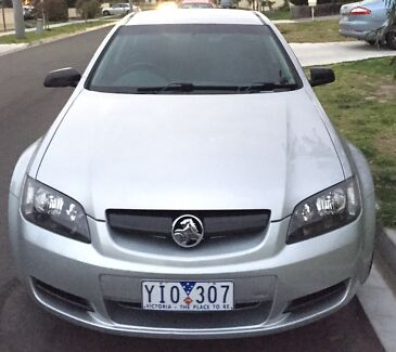 Holden Commodore Omega Dual Fuel Auto Long Rego Kings Park Brimbank Area Preview