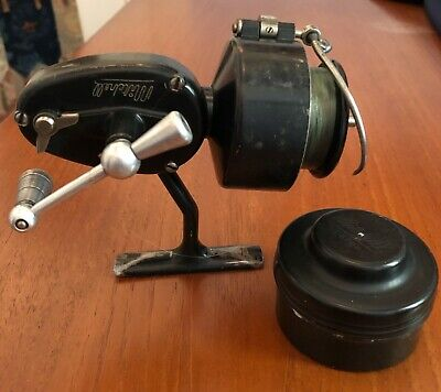 Vintage Mitchell Fishing Reel with Spare Spool