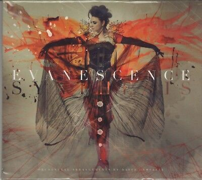 EVANESCENCE - SYNTHESIS (2017) CD Digipak by Warner Russia+FREE GIFT Amy Lee