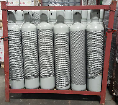 80 Cf Cylinder Oxygen For Welding - Bottle Tank Cga540 With Cap
