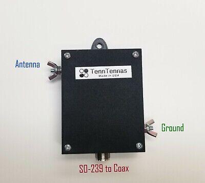 TennTennas End Fed Half Wave EFHW Antenna Transformer 49:1  FT-240-43 100+ Watts