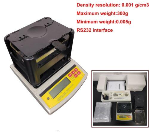 Electronic Density Meter Gold Purity Tester Densitometer For Gold K Platinum