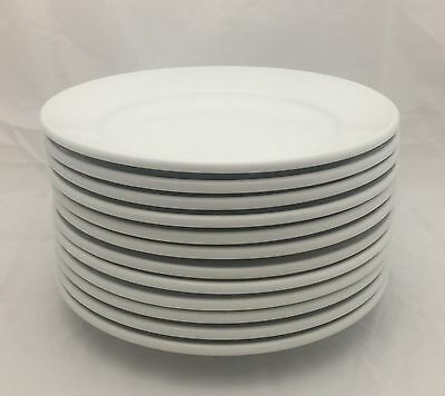 Williams Sonoma Everyday Dinnerware White Dinner Buffet Plates  New  Essentials