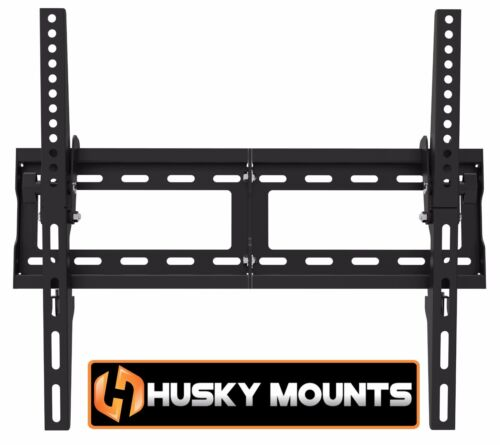 Flat Tilting Tv Wall Mount 32 42 48 52 60 65 Led Lcd Samsung Sony Lg Vizio
