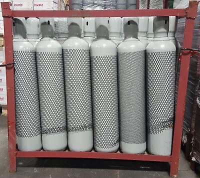 80 Cf Cylinder Inert For Welding - Bottle Tank Cga580 Argon Argonco2 Helium
