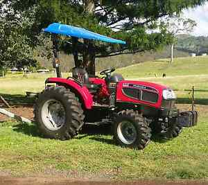 2011 . 4WD Mahindra TRACTOR  40hp 4035 series Canungra Ipswich South Preview