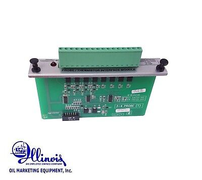 Veeder Root 329356-002 4 Input Probe Interface Module For A Tls 350 Console