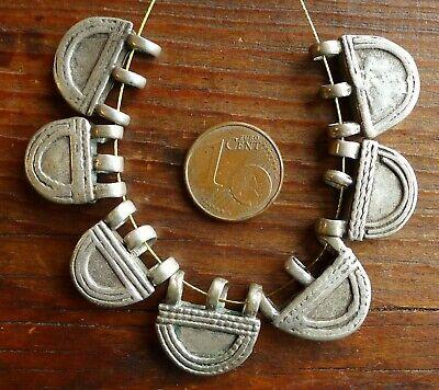 Lot Pendants Amulets Telsum Antique Ethiopia Pearl Prayer Ethiopian Pendant J