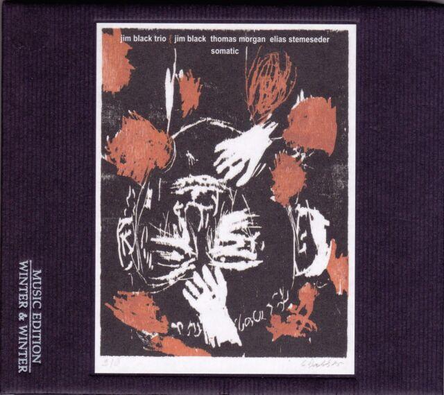 Jim Black Trio - Somatic - CD  (Winter & Winter 910 184-2 2011 Digipack)