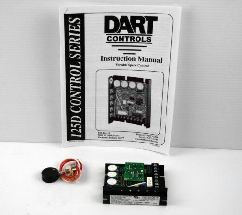 Dart Variable Speed Control P# 125DV-C-2A