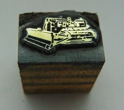 Printing Letterpress Printers Block Small Dozer Machine