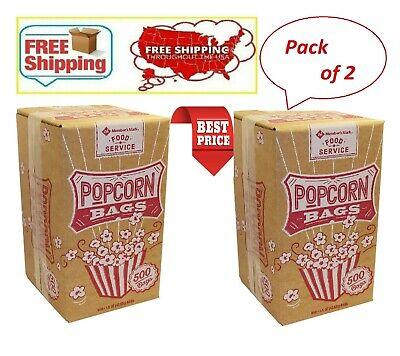 Members Mark Popcorn Bags 1.5 Oz. 500 Ct.2 Pack